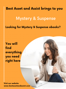 ebooks on mystery and suspense